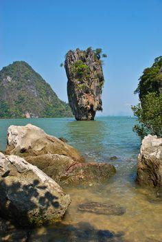 James Bond Island - Phang Nga Bay, Thailand