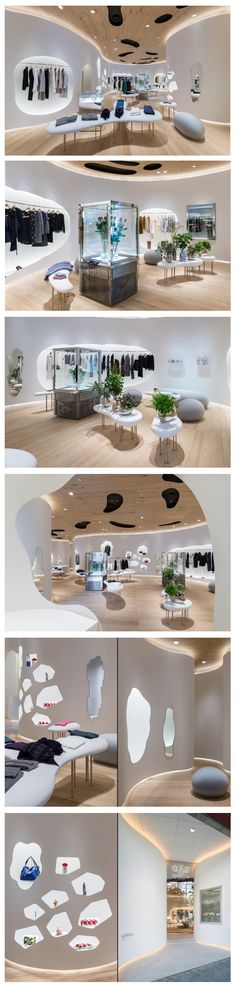 Nemika Concept Store by Kohei Nawa