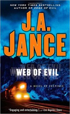 Web of Evil: A Novel of Suspense (Ali Reynolds Series) Great product! Used Books, Books To Read, My Books, Reading Den, Reading Lists, Great Novels, Great Books, Bestselling Author, Thriller