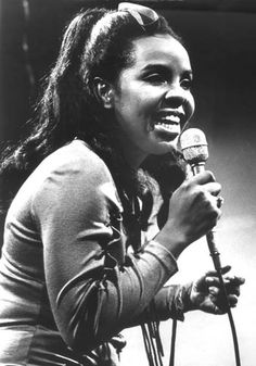 By the time Gladys Knight and the Pips were signed to Motown, the young woman was a seasoned music business veteran, having toured as a teenager in the late '50s with such R&B stars as Little Willie John and Sam Cooke. (The Detroit News archives)