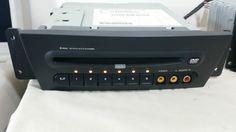 2004-2008 Chrysler Pacifica 6 Disc DVD Player / Changer OEM # P04685908AF (3508) #ChryslerOEM