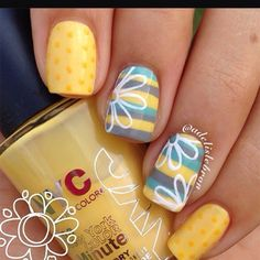 Online nail inspiration for next time