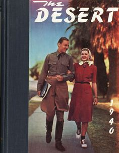1940 Desert, University of Arizona Yearbook