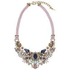 Parisian Belle Convertible Statement Necklace