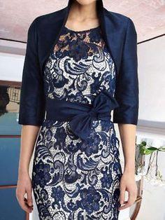 Women-Formal-Evening-Dress-Free-Jacket-Mother-of-the-Bride-Groom-Dress-Size-8-18 #Women'sFormal