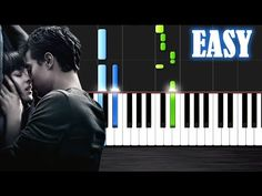 Ellie Goulding - Love Me Like You Do - EASY Piano Tutorial by PlutaX - S...