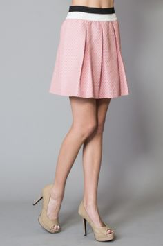 The cutest polka dots $58 Erin's Dotted Skirt