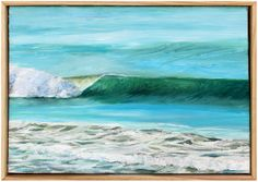 Small Surf by John Bucklin