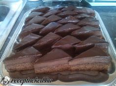Hungarian Desserts, Hungarian Recipes, Hungarian Food, Torte Cake, Cake Bars, My Recipes, Sweet Recipes, Cookie Recipes, Sweet Cookies