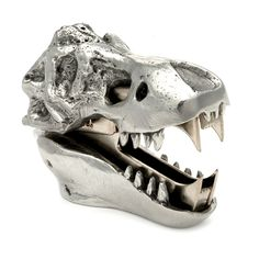 T-Rex Skull Staple Remover @looberry