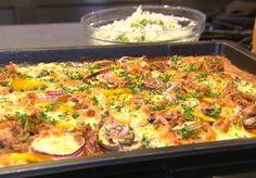 Sharon de Miranda maakt een heerlijke pizza met een glutenvrije bodem…van bloemkool. Verrassend smaakvol!