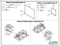 Premium chicken coop plan to build a chicken coop from 25mm PVC connectors - find more ideas at : www.klevercages.c... page 6