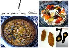 La MEJOR paella de Madrid Si quieres arroz catalina. En la casa de campo