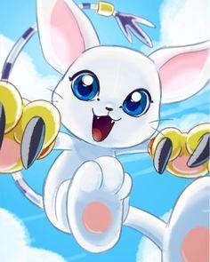Gatomon by manee-sketch Gatomon, Digimon Adventure 02, Pikachu, Pokemon, Digimon Frontier, Digimon Tamers, Digimon Digital Monsters, Fandom, Chibi Characters
