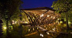 Arquitectura de bambú al poder | Arquitectura