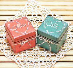 Caja personalizada de 2 anillo de bodas que hago, caja de madera personalizada, caja del portador de anillo, medida del anillo caja, caja del anillo rústico, rústica caja de madera, caja del anillo de HappyRingBox en Etsy https://www.etsy.com/es/listing/256070139/caja-personalizada-de-2-anillo-de-bodas