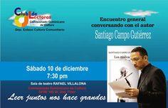 Afiche Evento Santiago Campo G