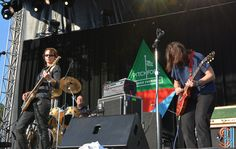The Breeders at Pitchfork Music Festival 2013