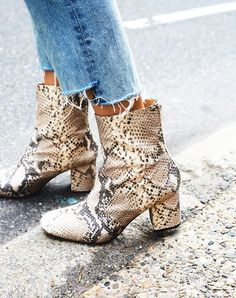 Not your average ankle boot