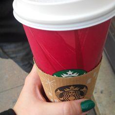 Hot Coffee, Coffee Cups, Celine, Starbucks, Instagram, Food, Coffee Mugs, Meals, Yemek