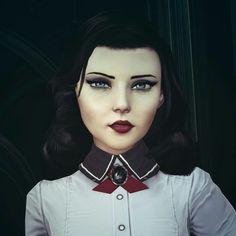 Bioshock Elizabeth, Elizabeth Comstock, Elizabeth Cosplay, Bioshock Art, Alice Madness, Bioshock Infinite, Cosplay Costumes, Halloween Face Makeup, Anime