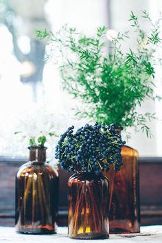 Brown Glass Beauteousness