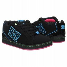 Athletics DC Shoes Women's Cosmo SE Black/Turquoise...so ordering them!(:
