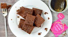dearlicious: Teatime und Brownies #süß #nussnougat