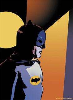Batman - Jordan Gibson