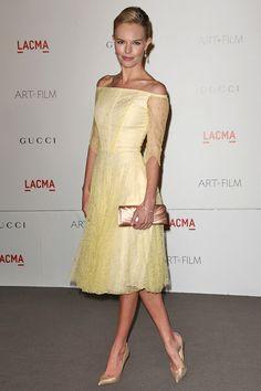 Kate Bosworth in Erdem