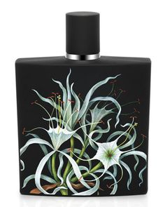 """the most gorgeous bottle. Nest perfume in Amazon Lily """"This invigorating floral fragrance is composed of Amazon Lilies, tangerine, lime, driftwood, and white musk."""""""
