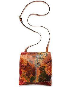 Macy's::Patricia Nash Handbag::Granada Crossbody::$$128.00