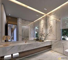 New Bedroom Closet Remodel Mirror Ideas Bathroom Tile Designs, Luxury Spa Bathroom, Amazing Bathrooms, Rustic Bathroom Shelves, Glamorous Bathroom Decor, Luxury Bathroom Master Baths, Bathroom Remodel Master, Modern Bathroom Design, Closet Remodel
