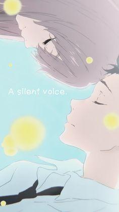 Top 10 Sad Anime Movies Guaranteed to Make You Cry Top 10 Sad Anime Movies Guaranteed to Make You Cry Koe no katachi A Silent Voice Film Anime, Manga Anime, Animes Wallpapers, Cute Wallpapers, Trendy Wallpaper, Phone Wallpapers, Koe No Katachi Anime, Cool Animes, A Silent Voice Anime