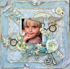 Little Princess Maja Design/Dusty Attic - Scrapbook.com