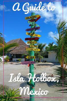 A Guide to Isla Holbox, Mexico on JetsetterJenn.com! #travel #mexicotravel