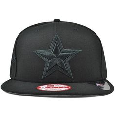Dallas Cowboys FRESH SIDE Black SNAPBACK 9Fifty New Era NFL Hat   OSFM   NewEra  DallasCowboys 40fa037efc