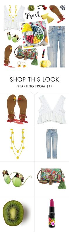 """Fresh!!!"" by magdafunk ❤ liked on Polyvore featuring Circus by Sam Edelman, Humble Chic, Current/Elliott, Patricia Nash, MAC Cosmetics, J.Crew and The Body Shop"