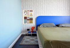 Full of colors and design details / Una casa piena di colori e dettagli di design