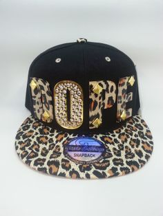 this snapback is very unique and one of a kind only one made! Scarf Hat, Beanie Hats, Beanies, Dope Hats, Acrylic Letters, Flat Hats, Hip Hop Hat, Diamond Supply, Snap Backs