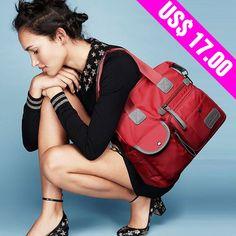 Women New Oxford Cloth Shoulder Bags Waterproof Nylon Messenger Bag Female Crossbody Bags Large Capacity Mummy Bag, bag, women bags, waterproof, sf. New Oxford, Large Bags, Luggage Bags, Sling Backpack, Messenger Bag, Backpacks, Women Bags, Shopping, Crossbody Bags