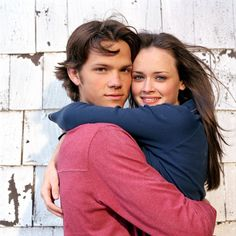 Gilmore Girls... I always loved Rory with Dean..he was the perfect boyfriend.