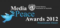 UNAA Media Peace Awards 2012 Dinner