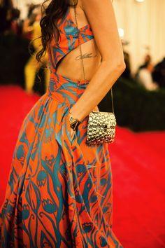 #MetGala #Tattoo #Fashion #r29summerstyle