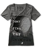 """""""Don't fear the unknown."""""""