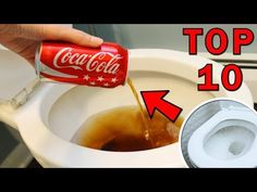 TOP 10 triků a vychytávek s Coca colou, nad kterými zůstává rozum stát Coca Cola, Beverages, Canning, Videos, Youtube, Top, Coke, Home Canning, Youtubers