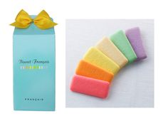こんにちは! かわいいものコレクターのkeecoです。 今日は、結婚式や二次会、ちょっとした贈りものに最適なプ … <a href= Luxury Packaging, Brand Packaging, Packaging Design, Gifts For Wedding Party, Presents, Branding, Sweets, Bath Bombs, Soap