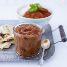 Spiced Peach Chutney - Woman And Home http://www.womanandhome.com/recipes/532855/spiced-peach-chutney-recipe