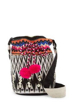 Love this Ranee's Small Mochilla Shoulder Bag