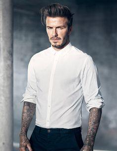 """mensfashionworld: H&M """"Modern Essentials"""" selected by David Beckham"""